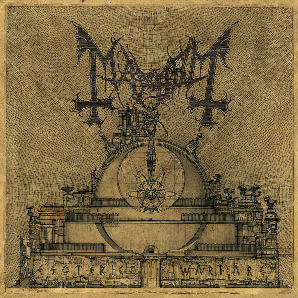 Mayhem - Esoteric Warfare (CD)