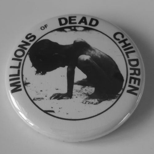 MDC - Millions of Dead Children (Badge)