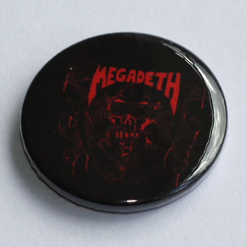 Megadeth - Last Rites (Badge)