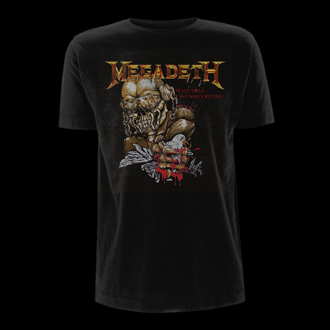 Megadeth - Peace Sells... but Who's Buying (Tour) (T-Shirt)
