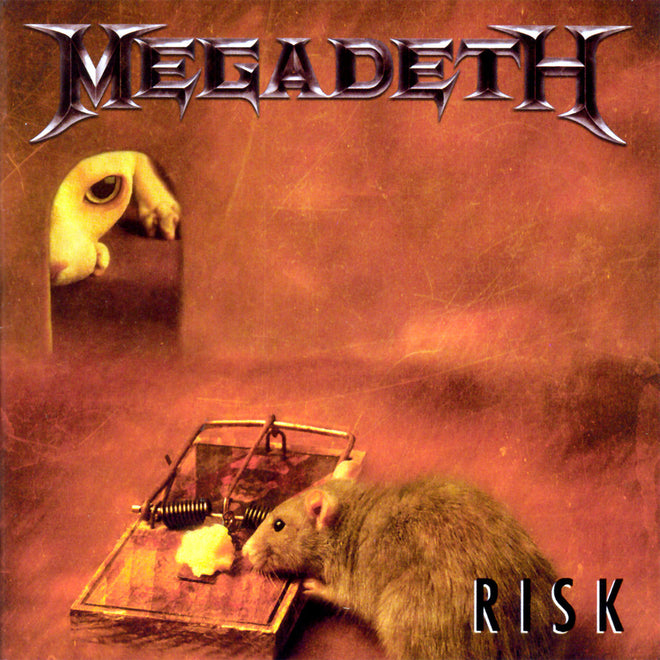 Megadeth - Risk (2004 Reissue) (CD)