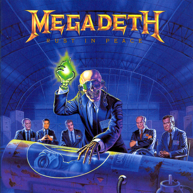 Megadeth - Rust in Peace (2004 Reissue) (CD)