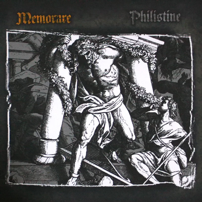 Memorare - Philistine (Digipak CD-R)