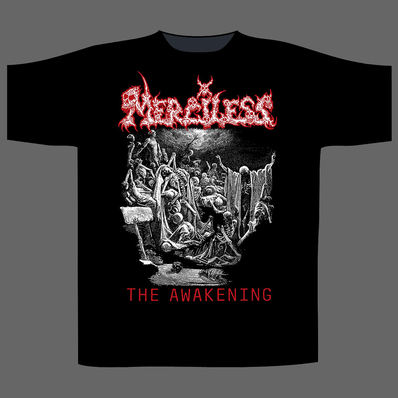 Merciless - The Awakening (T-Shirt)