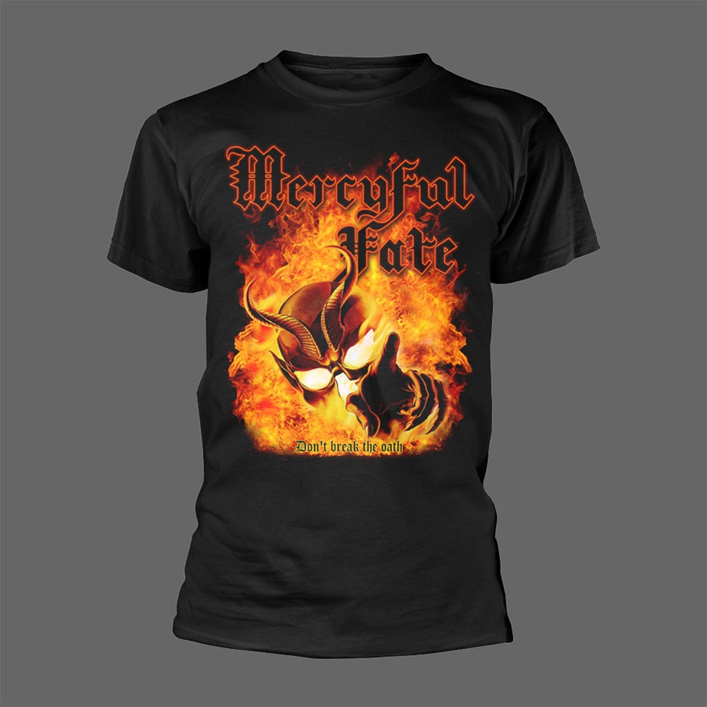 Mercyful Fate - Don't Break the Oath (Black Logo) (T-Shirt)