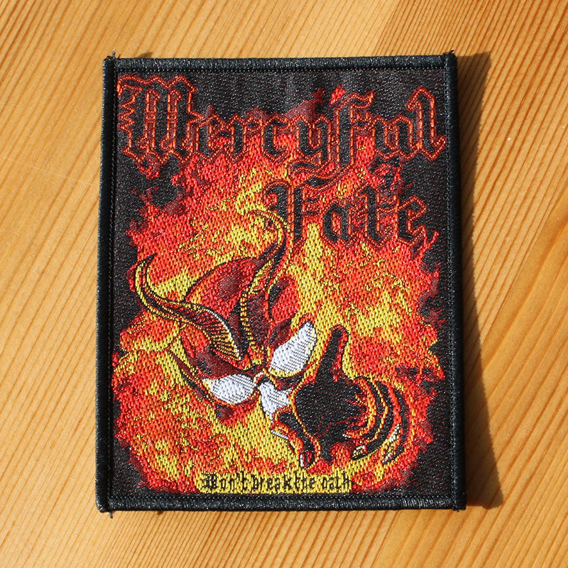 Mercyful Fate - Don't Break the Oath (Woven Patch)