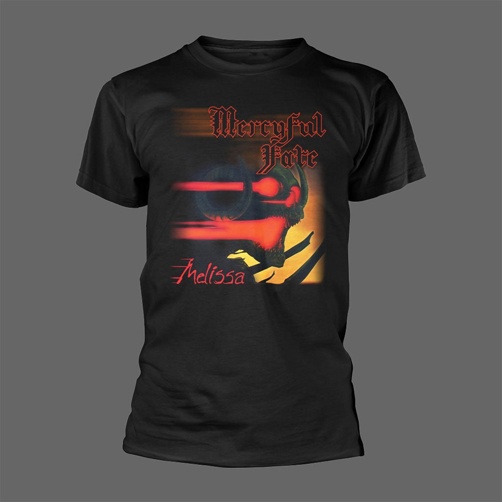Mercyful Fate - Melissa (Red Logo) (T-Shirt)