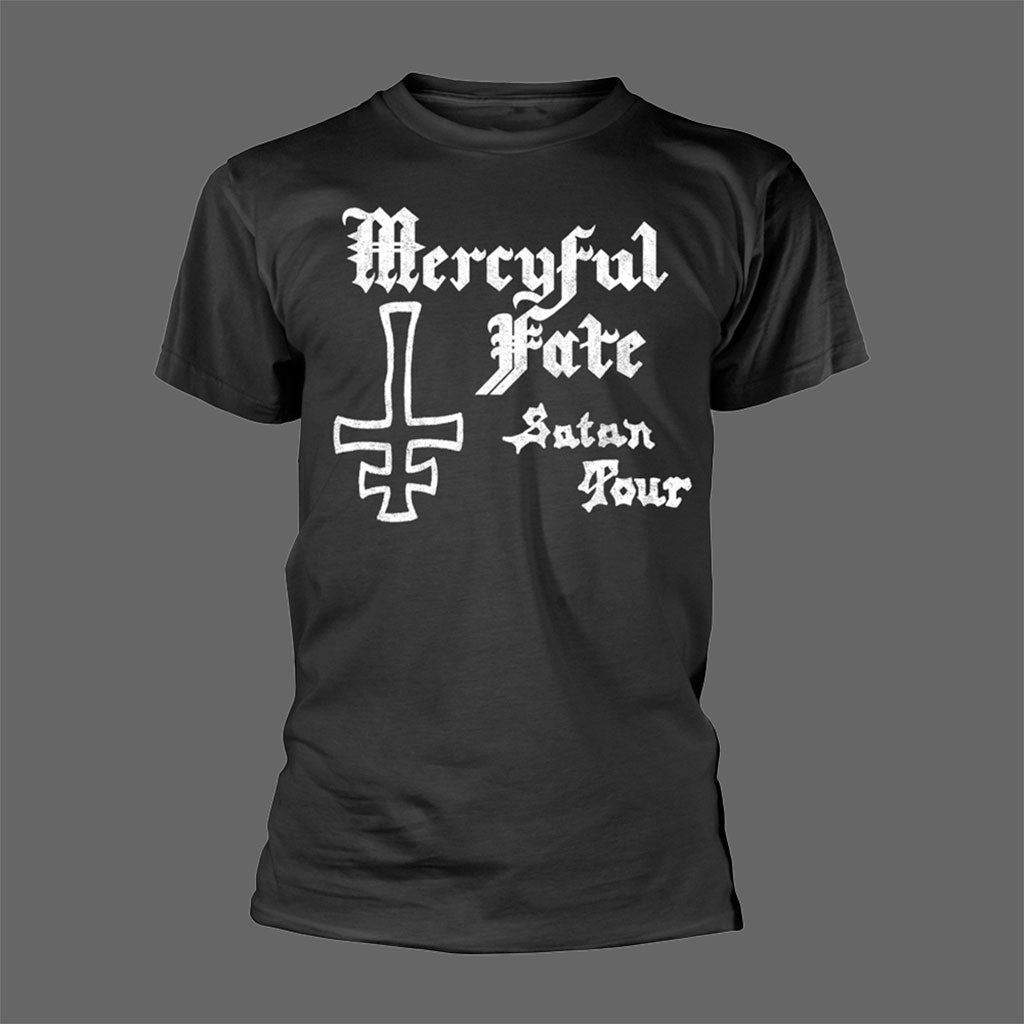 Mercyful Fate - Satan Tour 1982 (T-Shirt)