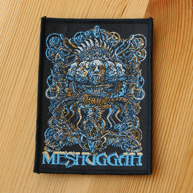 Meshuggah - Five Faces (Woven Patch)