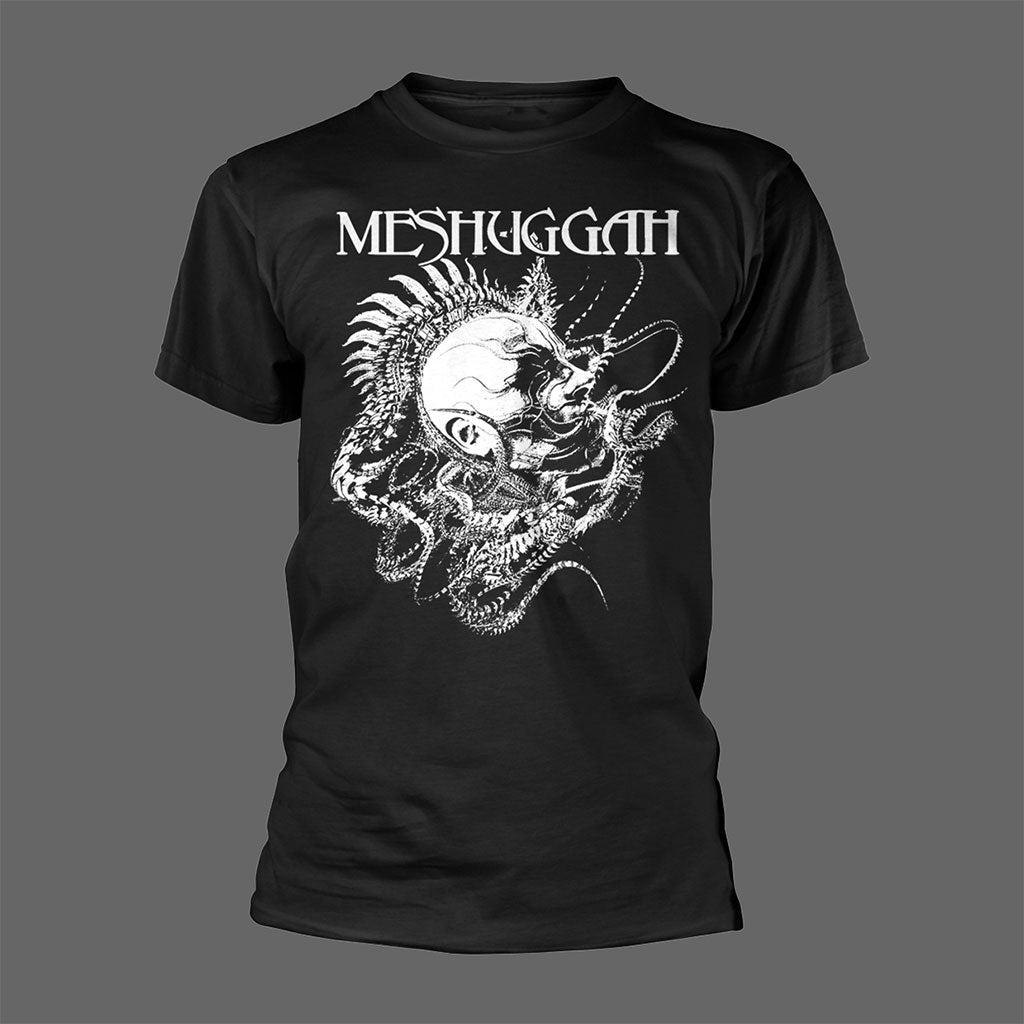 Meshuggah - Logo / Spine Head (T-Shirt)