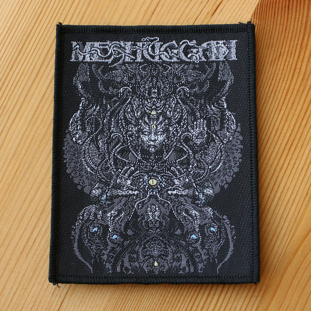 Meshuggah - Musical Deviance (Woven Patch)