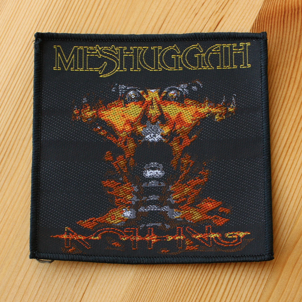 Meshuggah - Nothing (Woven Patch)