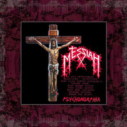 Messiah - Psychomorphia (Digipak 2CD)