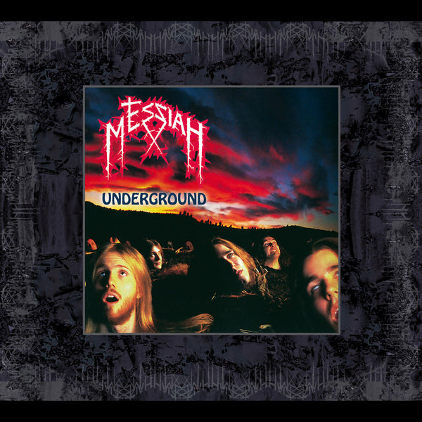 Messiah - Underground (2010 Reissue) (Digipak 2CD)
