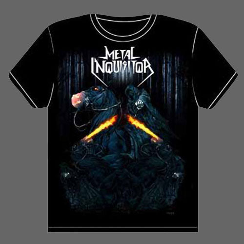 Metal Inquisitor - Rider (T-Shirt)