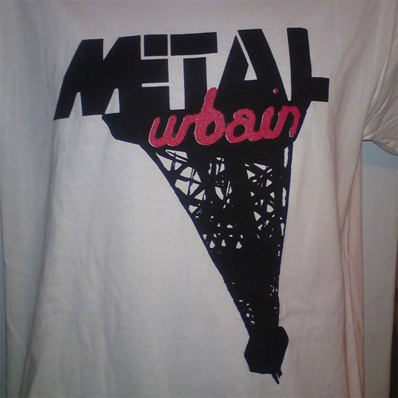 Metal Urbain - Paris Maquis (T-Shirt)