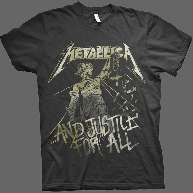 Metallica - ...And Justice for All (Vintage) (T-Shirt)