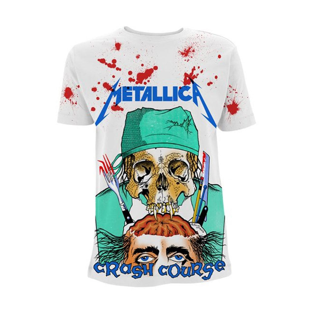 Metallica - Crash Course in Brain Surgery (T-Shirt)