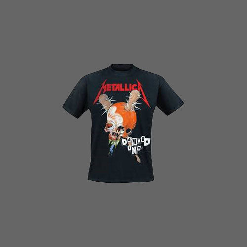 Metallica - Damage, Inc Tour (T-Shirt)