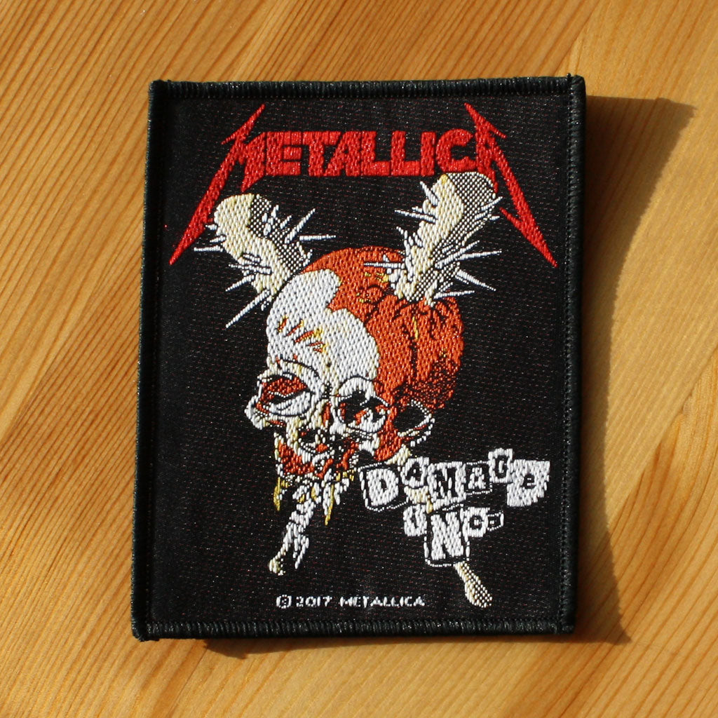Metallica - Damage, Inc (Woven Patch)