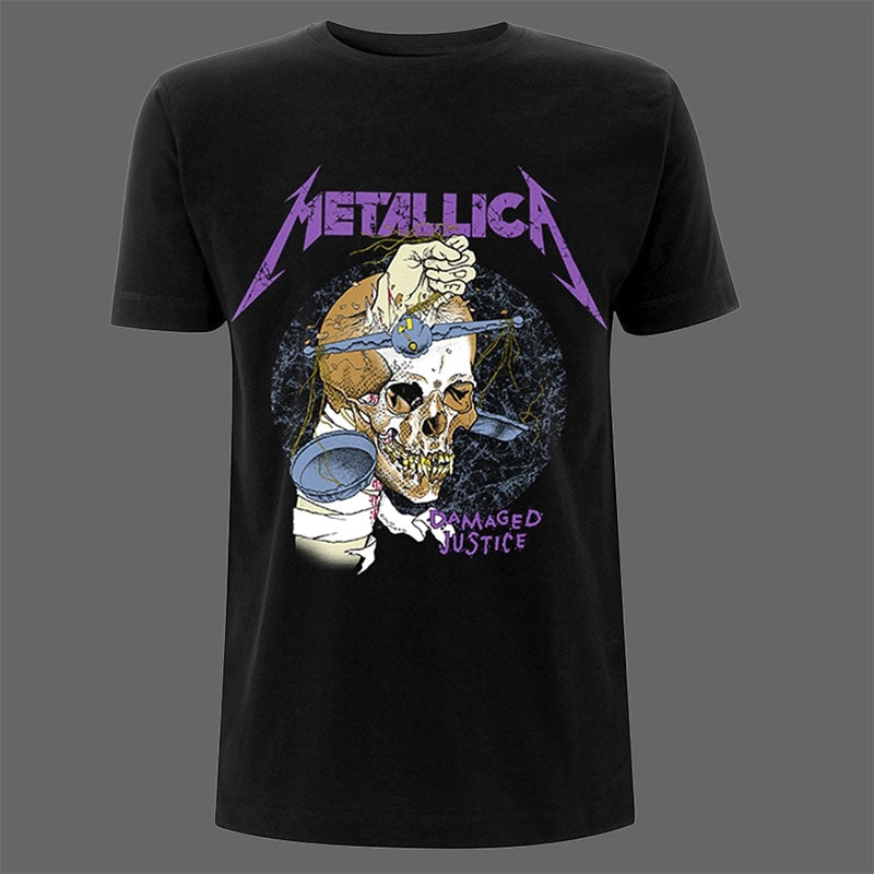 Metallica - Damaged Justice (T-Shirt)