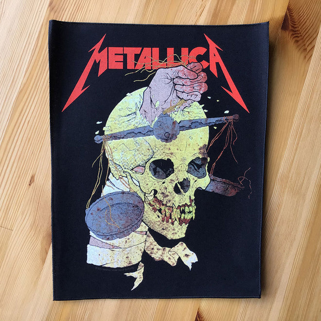 Metallica - Harvester of Sorrow (Backpatch)