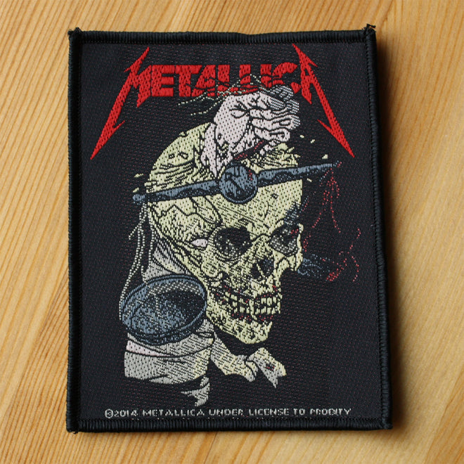 Metallica - Harvester of Sorrow (Woven Patch)