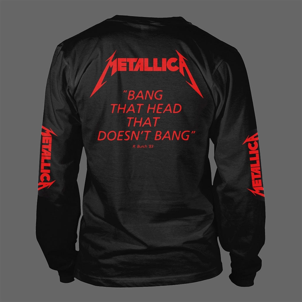 Metallica - Kill 'Em All (Long Sleeve T-Shirt)