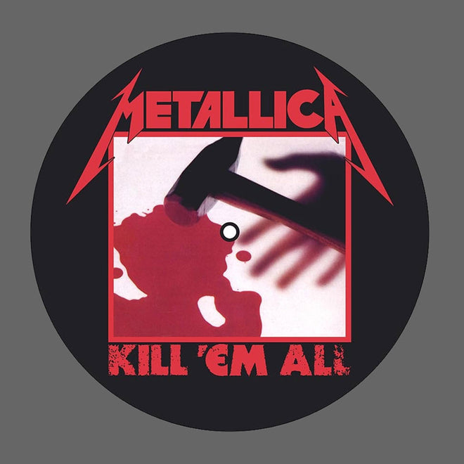Metallica - Kill 'Em All / Ride the Lightning (Slipmat Set)
