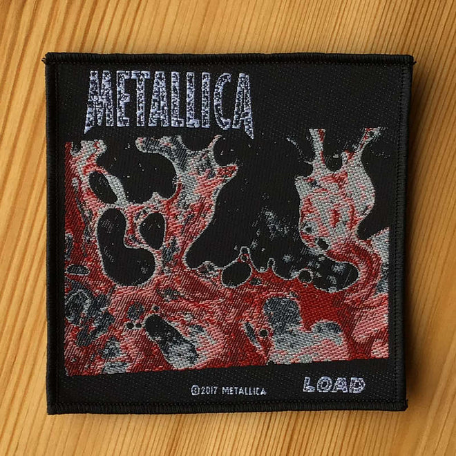 Metallica - Load (Woven Patch)