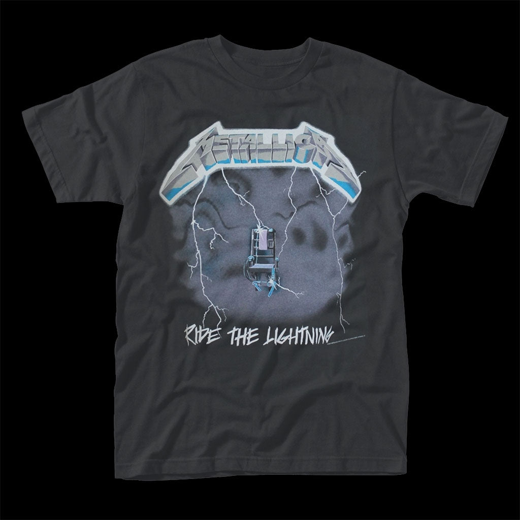 Metallica - Ride the Lightning (T-Shirt)