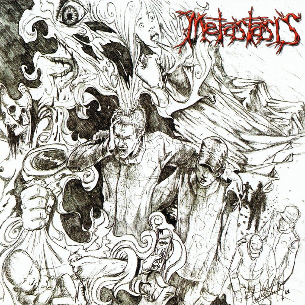 Metastasis - From the Snow the Executioner Rises Again (CD)