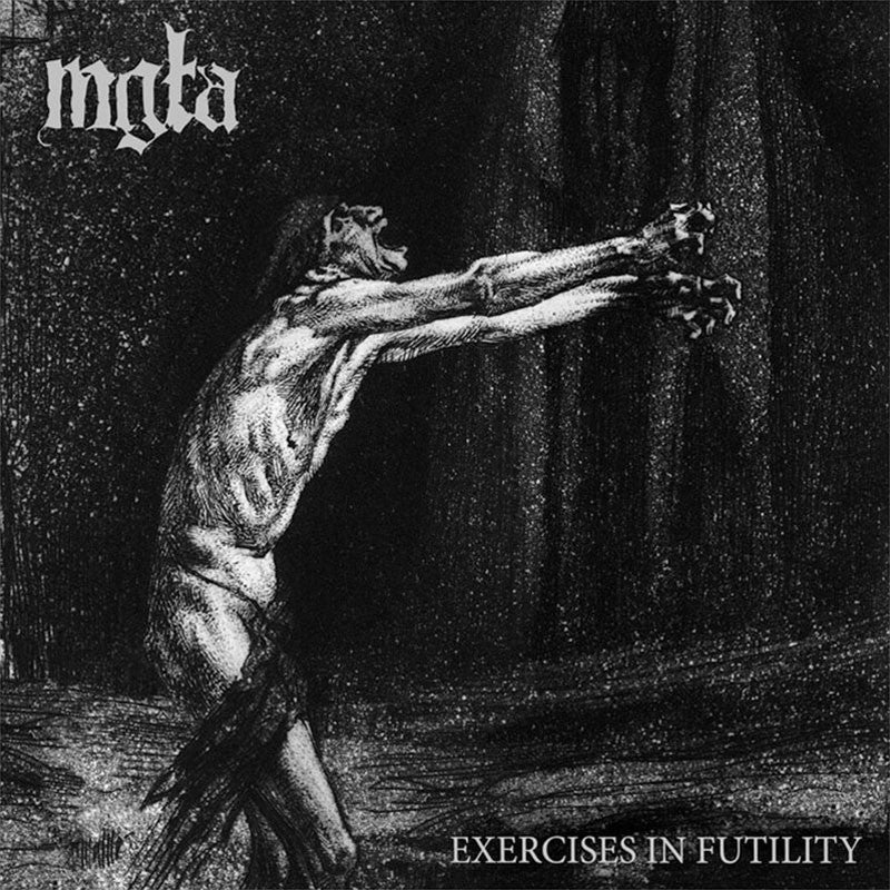 Mgla - Exercises in Futility (CD)