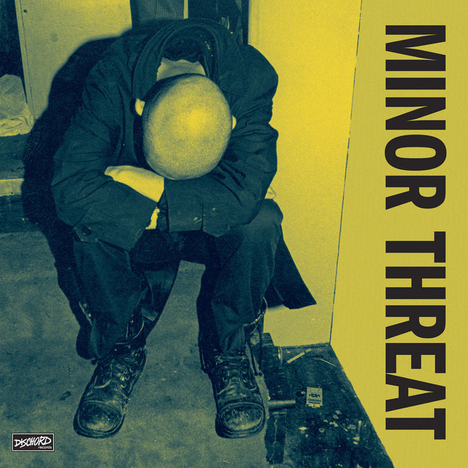 Minor Threat - Complete Discography (2003 Reissue) (CD)