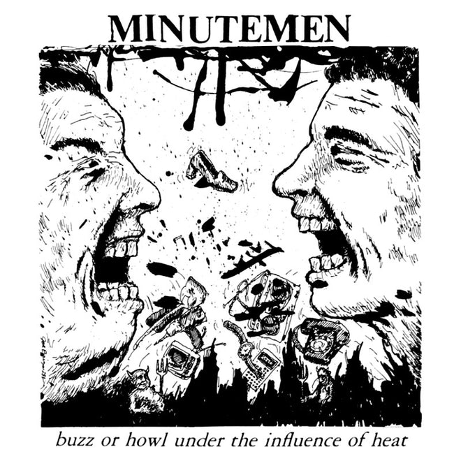 Minutemen - Buzz or Howl Under the Influence of Heat (CD)