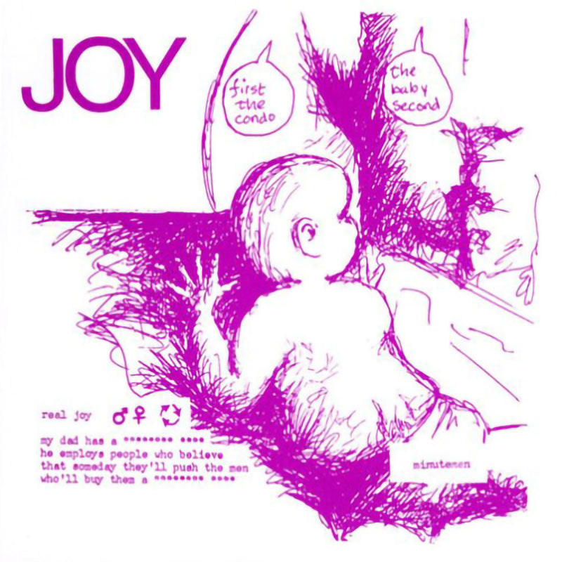 Minutemen - Joy (CD)