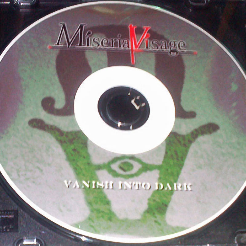 Miseria Visage - Vanish into Dark (CD-R)