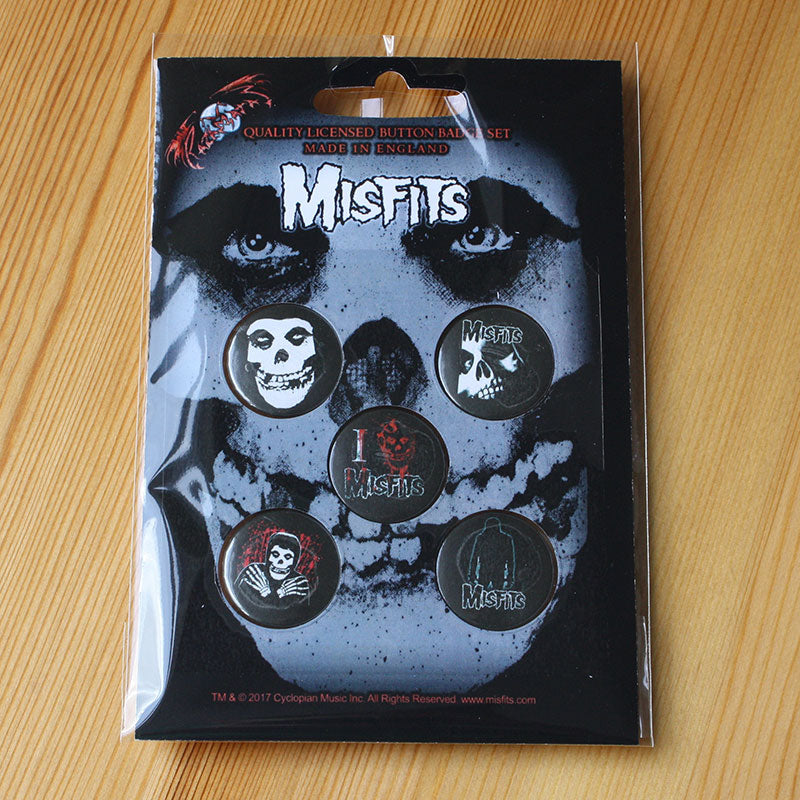 Misfits - Fiend (Badge Pack)