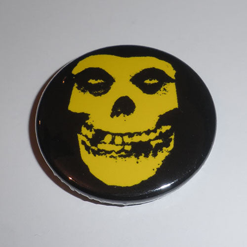 Misfits - Fiend (Yellow) (Badge)