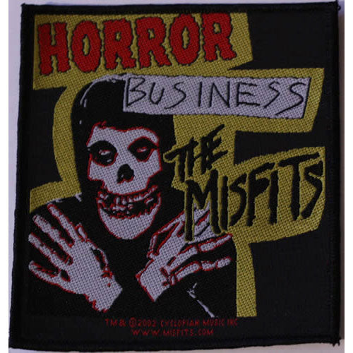 Misfits - Horror Business (Woven Patch)