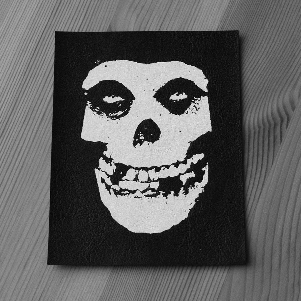 Misfits - Fiend (Leather) (Printed Patch)