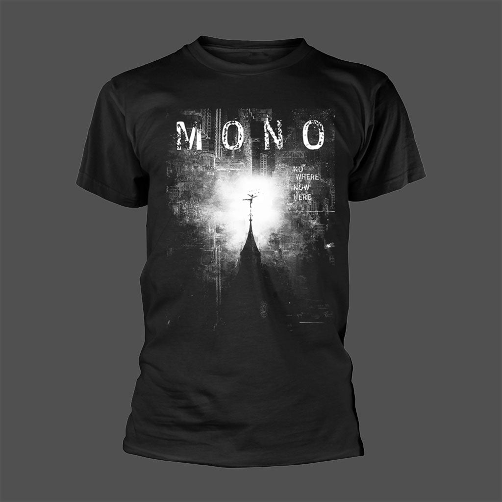 Mono - Nowhere Now Here (T-Shirt)