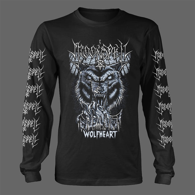 Moonspell - Wolfheart (Long Sleeve T-Shirt)