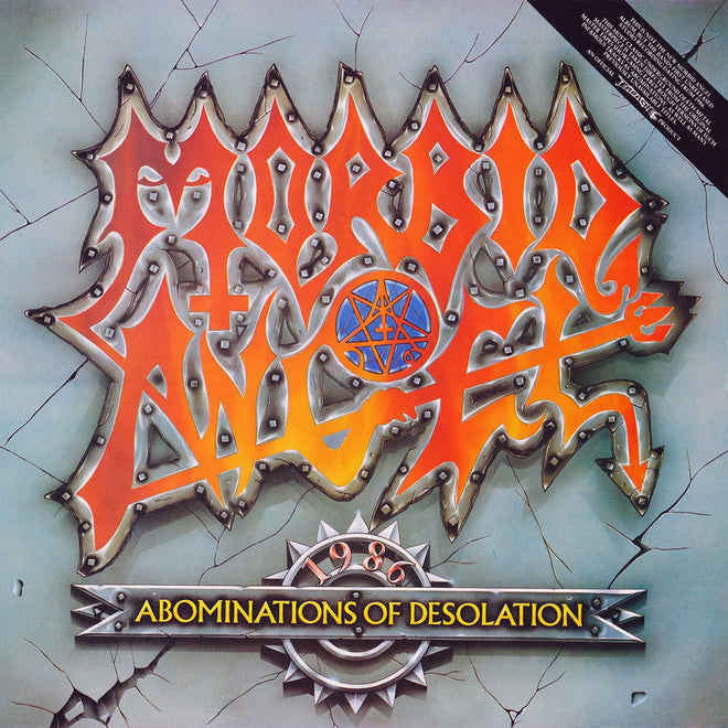 Morbid Angel - Abominations of Desolation (CD)