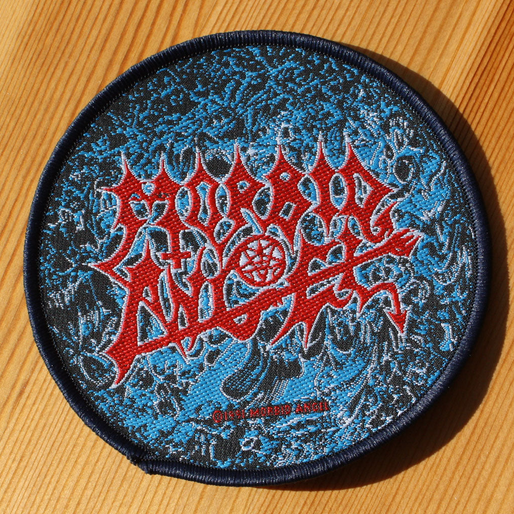 Morbid Angel - Altars of Madness (Woven Patch)