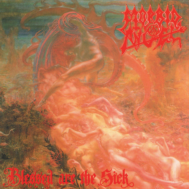 Morbid Angel - Blessed are the Sick (2011 Reissue) (Digipak CD)