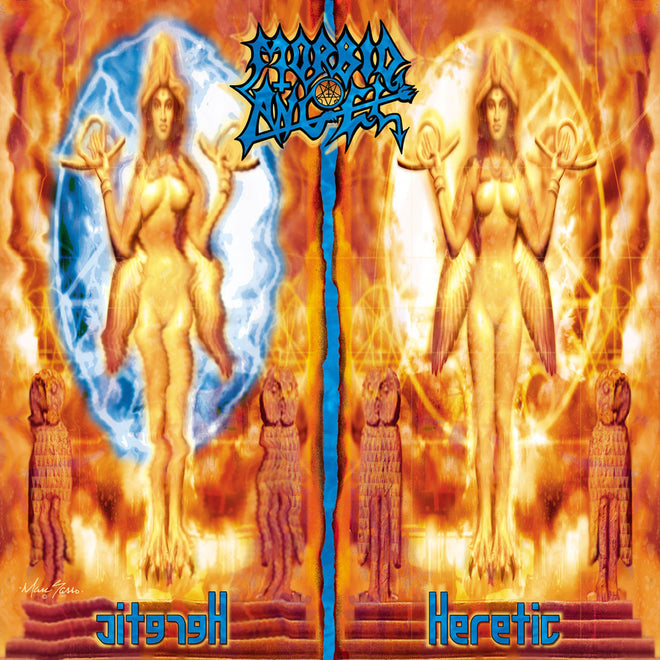 Morbid Angel - Heretic (2CD)