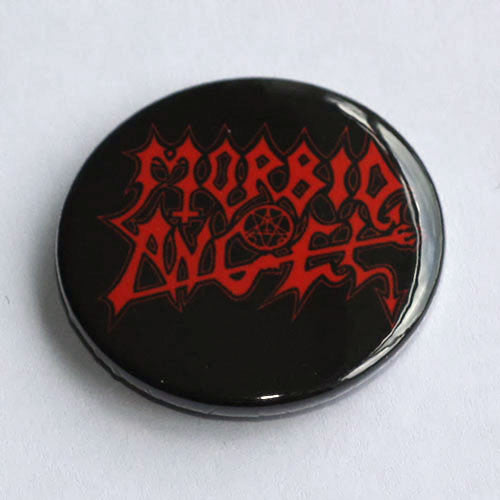 Morbid Angel - Red Logo (Badge)