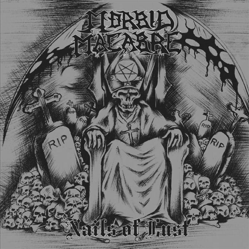 Morbid Macabre - Nails of Lust (EP)