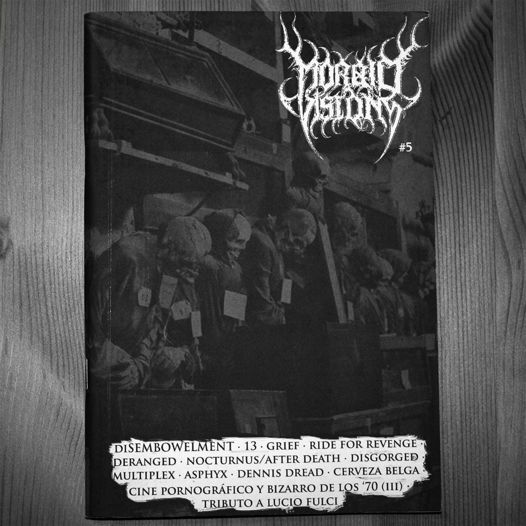 Morbid Visions - Issue 5 (Zine)